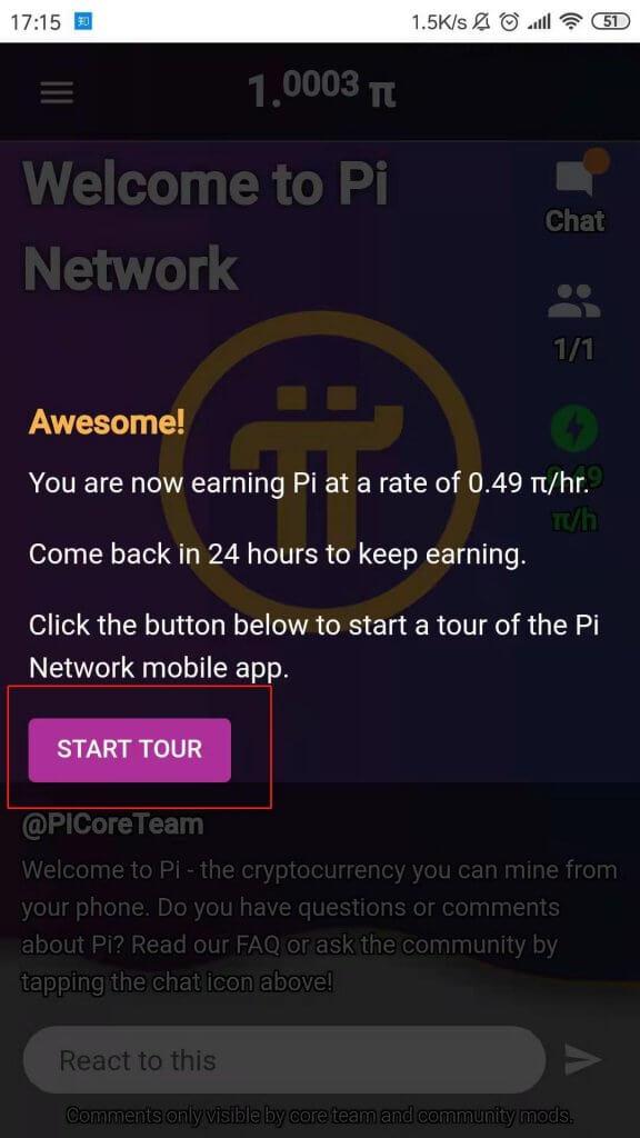 详细的Pi币(派币   Pi Network)APP 安装步骤