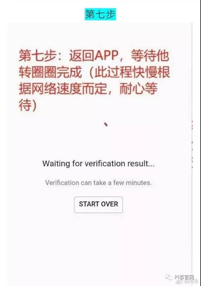 [详解]Pi币APP账户认证流程