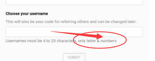 Pi币(派币、Pi Network)注册邀请码规则,能否包含数字?